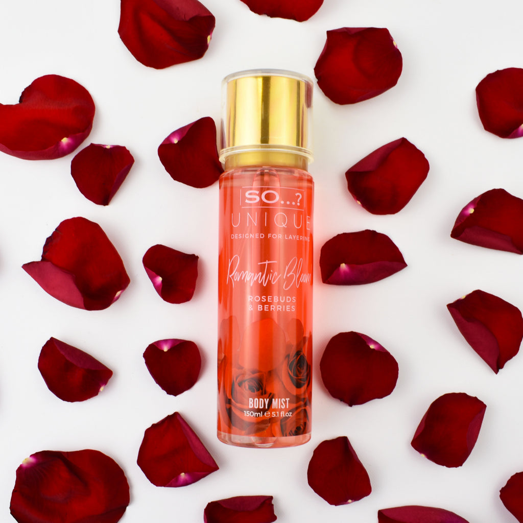 So…? Unique Romantic Bloom Body Mist 150ml