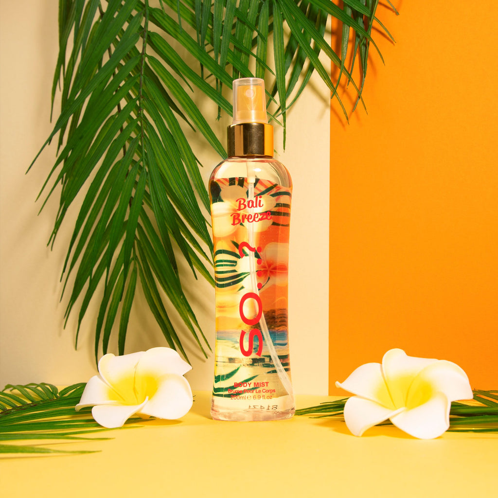 So…? Bali Breeze Body Mist 200ml