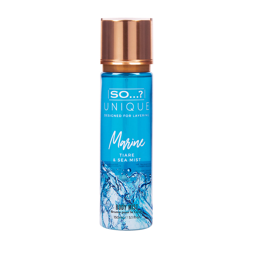 So...? Unique Marine Body Mist 150ml