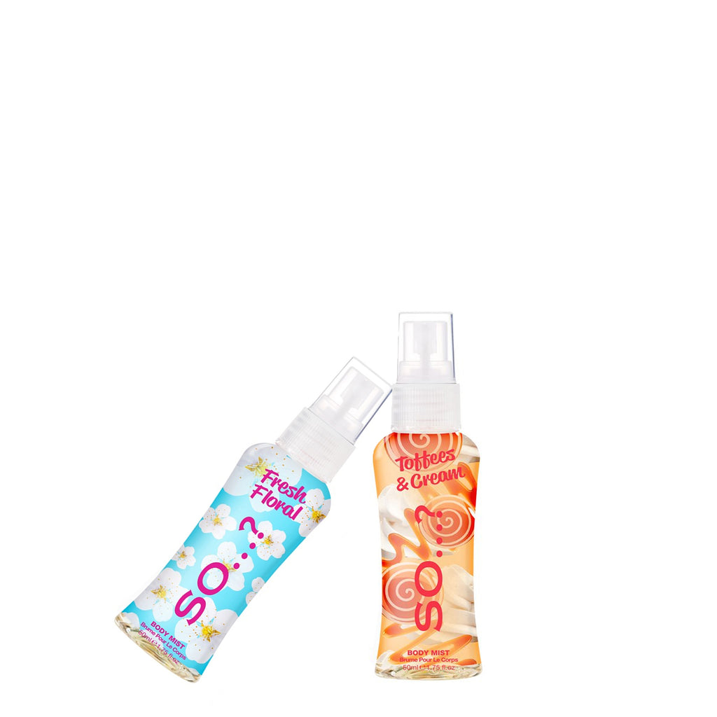 So…? Mini Body Mist Duo