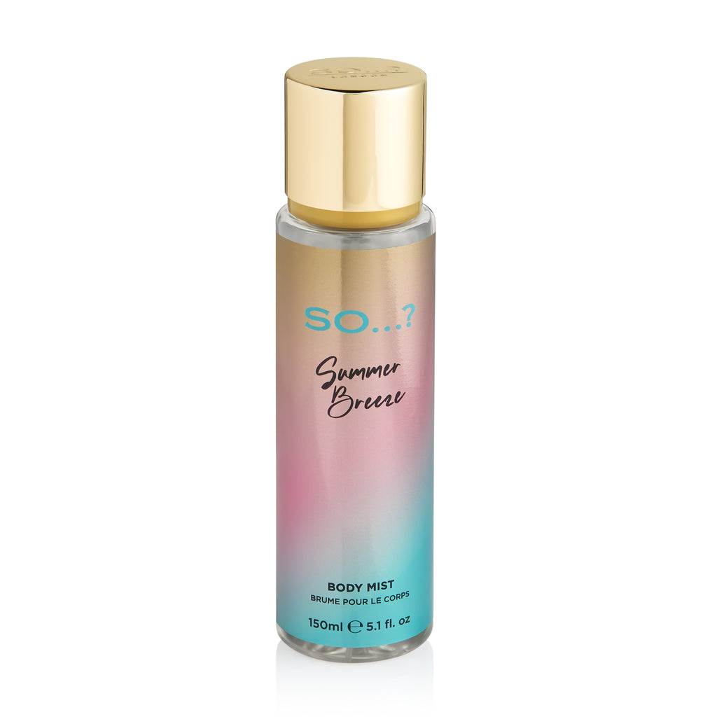 So…? YOU Summer Breeze body mist 150ml