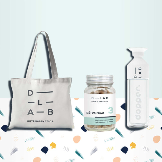 Christmas bag - Peau