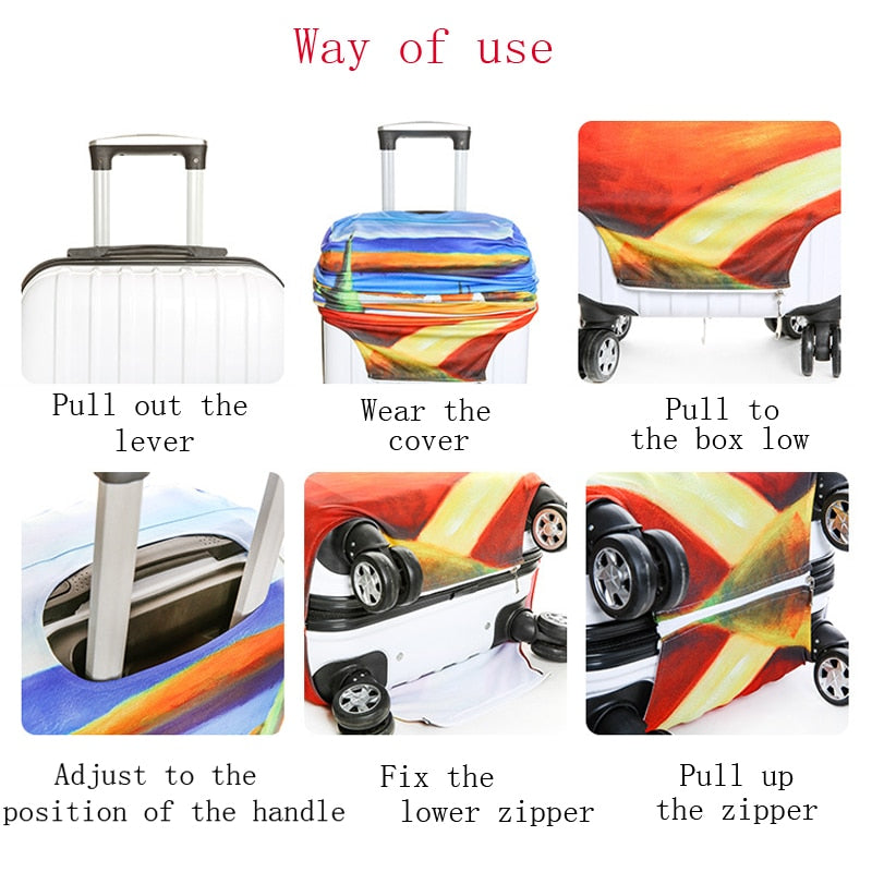 Travel Luggage Protector