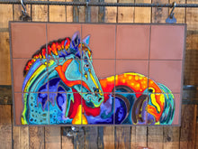 Load image into Gallery viewer, Fire Horse #5 Fine Art Mural