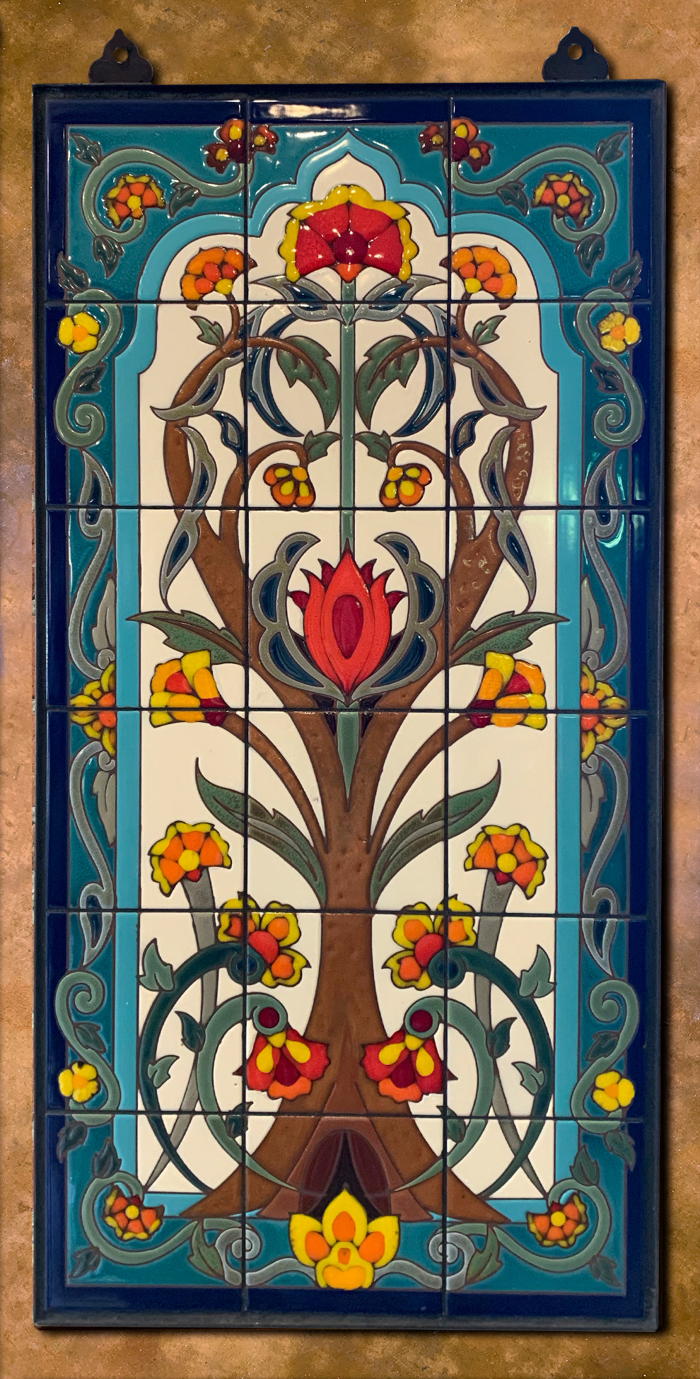 Arabesque Tree of Life