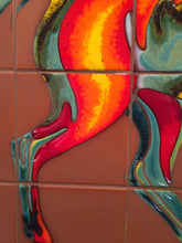 Load image into Gallery viewer, Fire Horse #3 Fine Art Mural