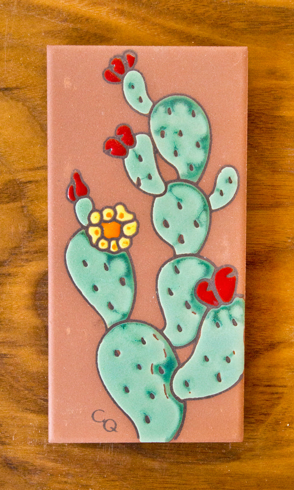Terra Cotta Prickly Pear