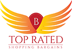 TOP RATED SHOPPING BARGAINS.COM