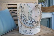 Load image into Gallery viewer, WC Western Lake Beverage Bucket Bag