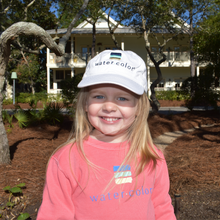 Load image into Gallery viewer, Toddler White Twill Hat