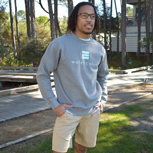 WC Grey Unisex Sweatshirt
