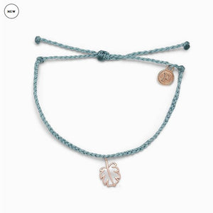 Monstera MOP Bracelet