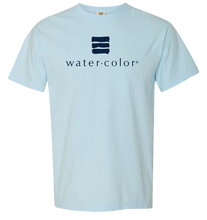 Load image into Gallery viewer, Chambray Unisex Tee