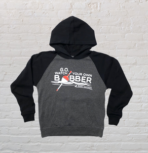 YOUTH G.O. WATCH YOUR OWN BOBBER HOODIE