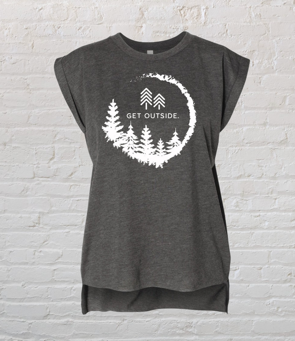 CIRCLE PINES SLOUCH TEE