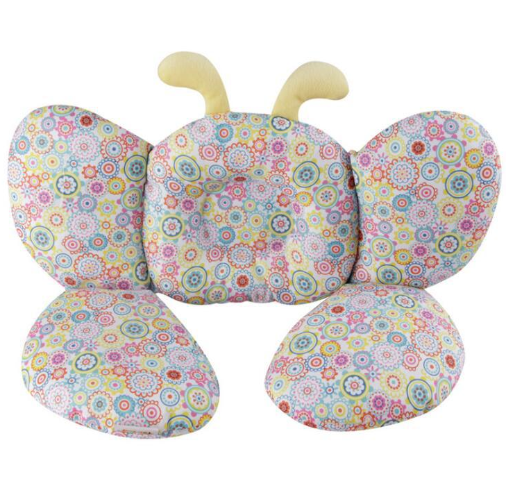 Animal shape baby head support pillow