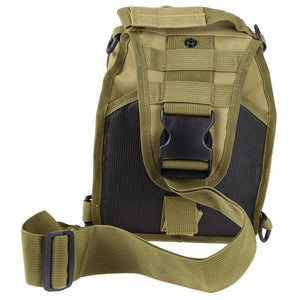 Outdoor Shoulder Military Backpack