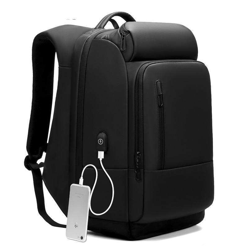 Large Capacity Waterproof Anti-Theft Backpack -free shipping