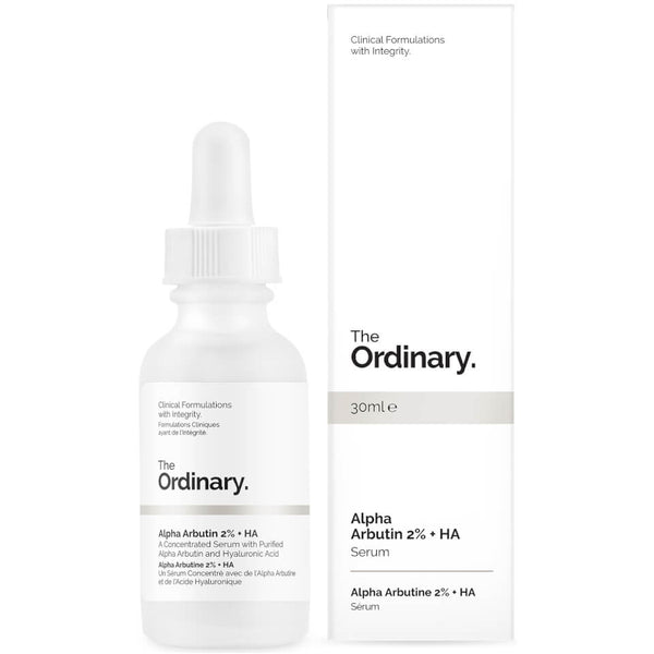 The Ordinary Alpha Arbutin 2% + HA - 30ml, Serum, The Ordinary, Korean Skincare & Beauty South Africa - Korean Beauty South Africa Kbeauty Korean Skincare k beauty