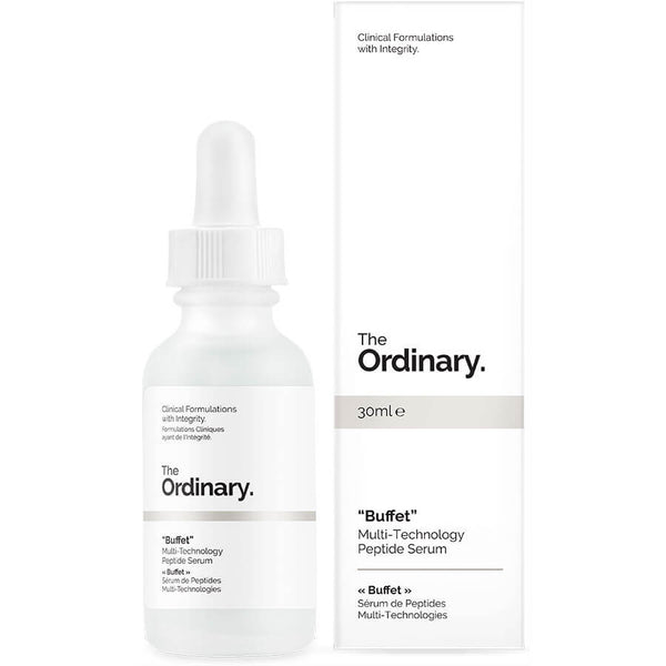 "The Ordinary ""Buffet"" - 30ml, Serum, The Ordinary, Korean Beauty South Africa - Korean Beauty South Africa Kbeauty Korean Skincare k beauty"