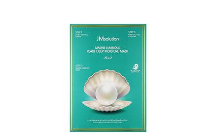 JMsolution Glow Luminous Pearl Sheetmask - Hydratng, Sheetmask, JMSolution, Korean Skincare & Beauty South Africa - Korean Beauty South Africa Kbeauty Korean Skincare k beauty