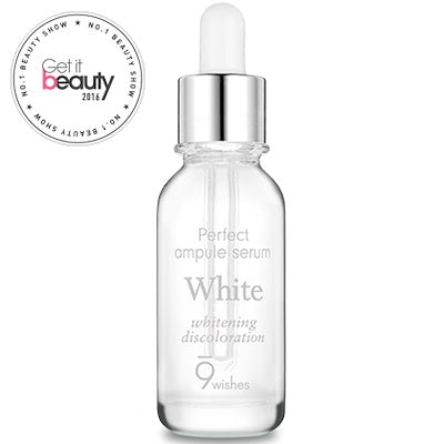 9wishes Miracle White Ampule Serum, Serum, 9Wishes, Korean Skincare & Beauty South Africa - Korean Beauty South Africa Kbeauty Korean Skincare k beauty