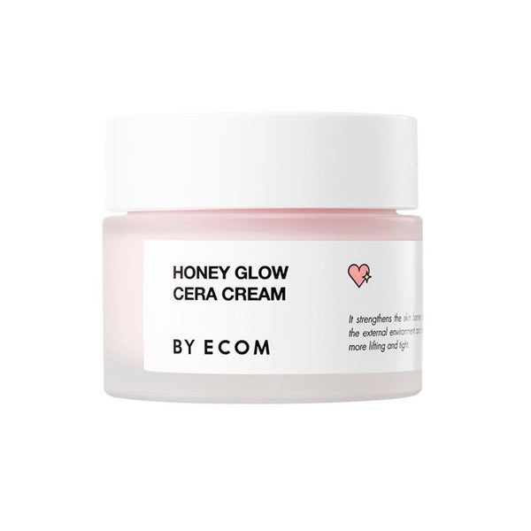 BY ECOM Honey Glow Cera Cream 50ml, Moisturizer, ECOM, Korean Skincare & Beauty South Africa - Korean Beauty South Africa Kbeauty Korean Skincare k beauty