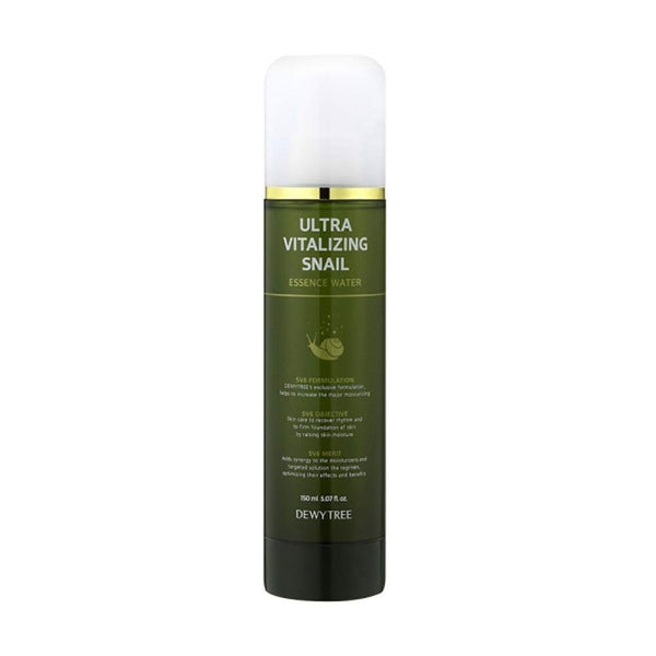 Dewytree Ultra Vitalizing Snail Essence Water