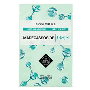 Etude House 0.2 Therapy Air Mask Madecassoside, Sheetmask, Etude House, Korean Skincare & Beauty South Africa - Korean Beauty South Africa Kbeauty Korean Skincare k beauty