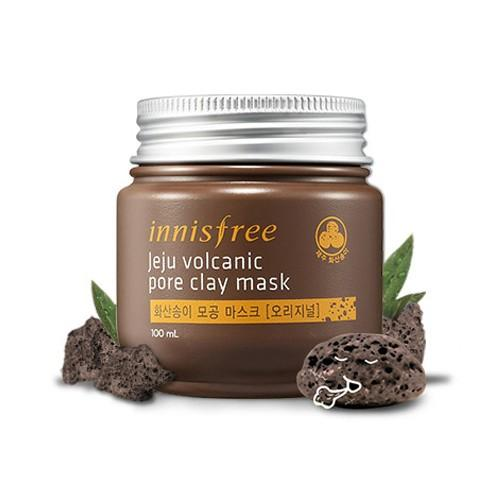 Innisfree Jeju Volcanic Pore Clay Mask, Mask, Innisfree, Korean Skincare & Beauty South Africa - Korean Beauty South Africa Kbeauty Korean Skincare k beauty