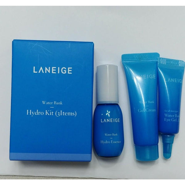 Laneige Water Bank Moisture Mini Kit, Gift Set, Laneige, Korean Skincare & Beauty South Africa - Korean Beauty South Africa Kbeauty Korean Skincare k beauty