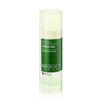 Neogen Real Fresh Cleansing Stick Green Tea, Cleanser, Neogen, Korean Skincare & Beauty South Africa - Korean Beauty South Africa Kbeauty Korean Skincare k beauty