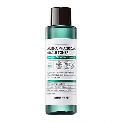SOME BY MI AHA BHA PHA 30 Days Miracle Toner 150ml, Toner, SOMEBYMI, Korean Skincare & Beauty South Africa - Korean Beauty South Africa Kbeauty Korean Skincare k beauty