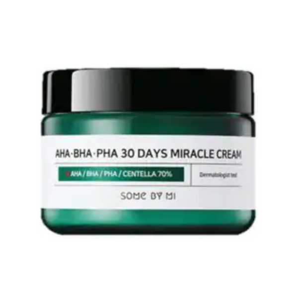 SOMEBYMI AHA.BHA.PHA 30 Days Miracle Cream 60ml, Moisturizer, SOMEBYMI, Korean Skincare & Beauty South Africa - Korean Beauty South Africa Kbeauty Korean Skincare k beauty