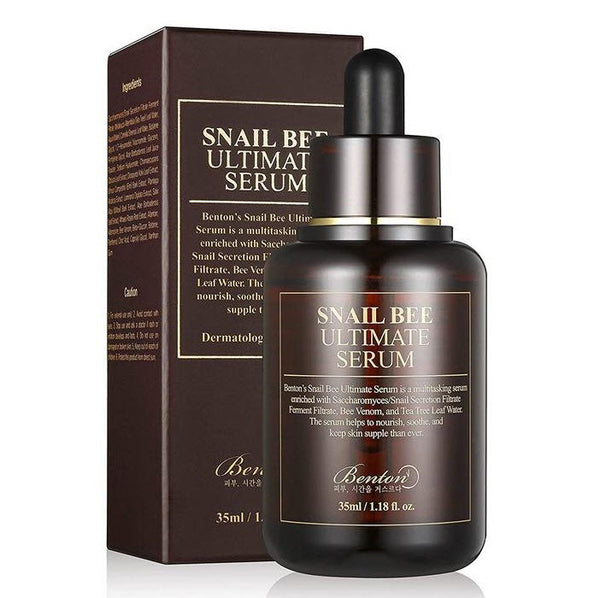 Benton Snail Bee Ultimate Serum, Serum, BENTON, Korean Skincare & Beauty South Africa - Korean Beauty South Africa Kbeauty Korean Skincare k beauty