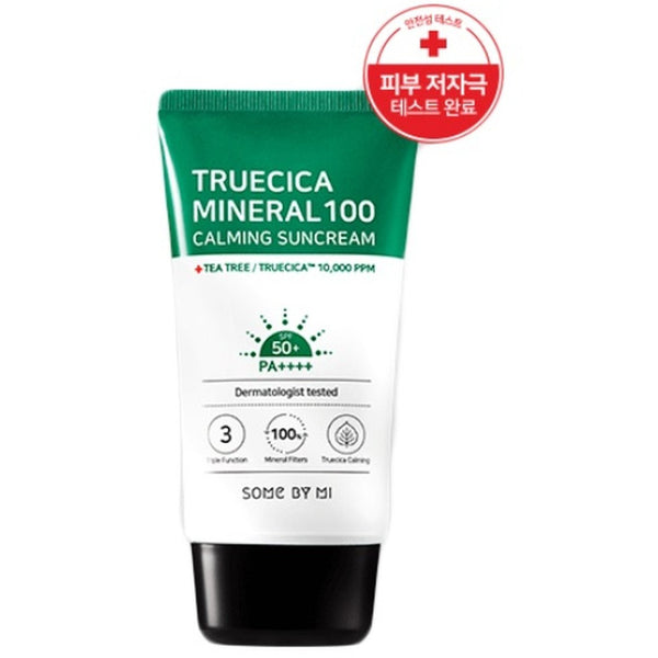 SOMEBYMI TRUECICA Mineral Calming Suncream SPF 50PA++++ 50ml