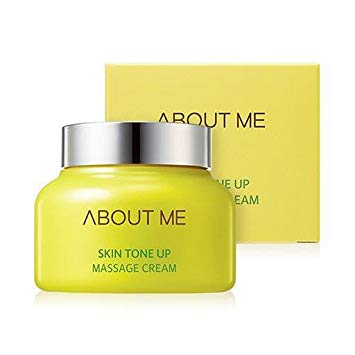 ABOUT ME Skin Tone Up Cleansing Massage Cream 150ml, Cleanser, About Me, Korean Skincare & Beauty South Africa - Korean Beauty South Africa Kbeauty Korean Skincare k beauty