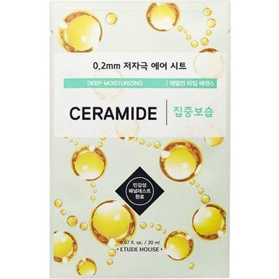 ETUDE HOUSE 0.2 Therapy Air Mask Ceramide, Sheetmask, Etude House, Korean Skincare & Beauty South Africa - Korean Beauty South Africa Kbeauty Korean Skincare k beauty