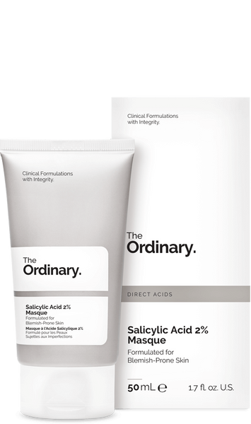 The Ordinary Salicylic Acid 2% Masque 50ml, Mask, The Ordinary, Korean Skincare & Beauty South Africa - Korean Beauty South Africa Kbeauty Korean Skincare k beauty