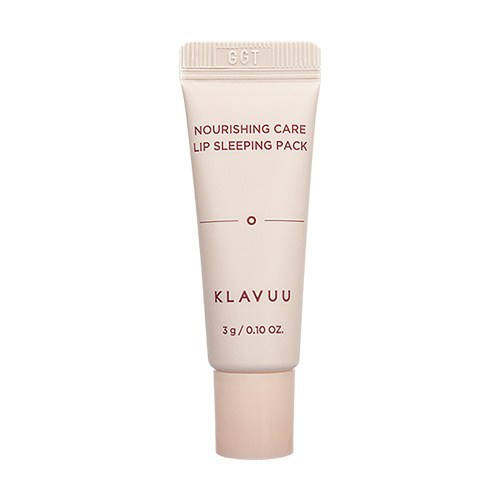 KLAVUU Nourishing Care Lip Sleeping Pack Mini 3ml, Masks, KLAVUU, Korean Skincare & Beauty South Africa - Korean Beauty South Africa Kbeauty Korean Skincare k beauty