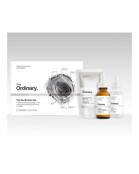 THE ORDINARY The No-Brainer Set( 3 x 30ml, Gift Set, The Ordinary, Korean Skincare & Beauty South Africa - Korean Beauty South Africa Kbeauty Korean Skincare k beauty