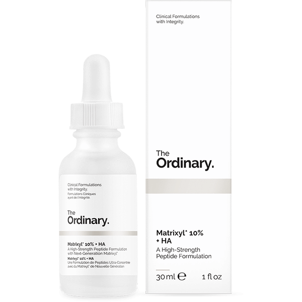 THE ORDINARY Matrixyl 10% +HA (Hyaluronic Acid) - 30ml Anti-aging Miracle Serum, Serum, The Ordinary, Korean Skincare & Beauty South Africa - Korean Beauty South Africa Kbeauty Korean Skincare k beauty