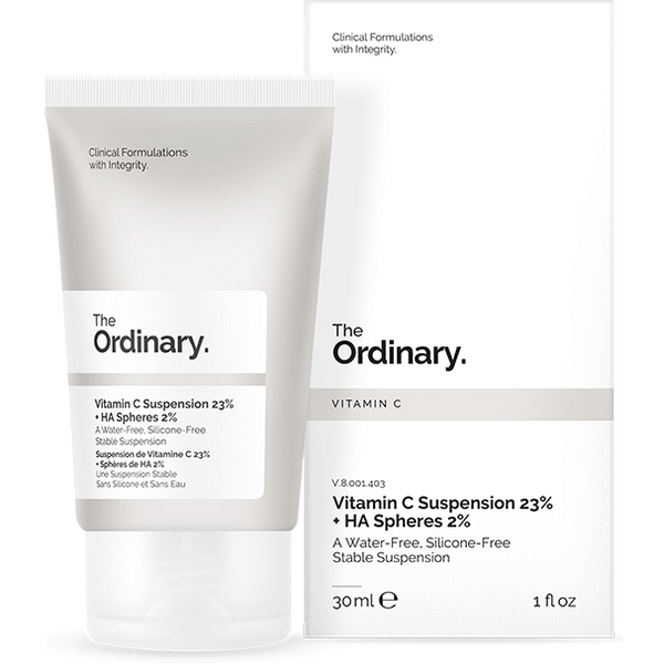 THE ORDINARY Vitamin C Suspension 23% + HA Spheres 2% - 30ml, Exfoliator, The Ordinary, Korean Skincare & Beauty South Africa - Korean Beauty South Africa Kbeauty Korean Skincare k beauty