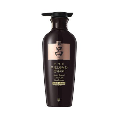 Ryo Super Revital Total Care Conditioner - 400ml No.For Dry Hair, Hair Treatment, Ryoe, Korean Beauty South Africa - Korean Beauty South Africa Kbeauty Korean Skincare k beauty