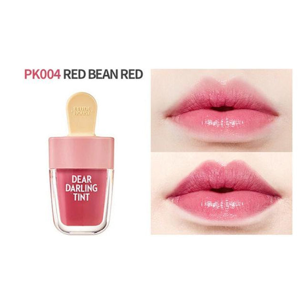 Etude House Dear Darling Water Gel Tint (New) - 4.5g Color No.PK004 Red Bean Red, Makeup, Etude House, Korean Beauty South Africa - Korean Beauty South Africa Kbeauty Korean Skincare k beauty