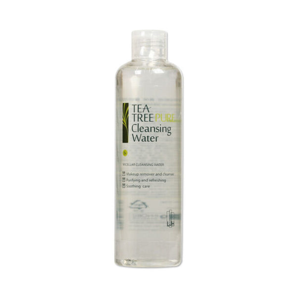 LEEJIHAM Tea Tree Pure Cleansing Water - 300ml, Cleansing Water, Leejiham, Korean Skincare & Beauty South Africa - Korean Beauty South Africa Kbeauty Korean Skincare k beauty
