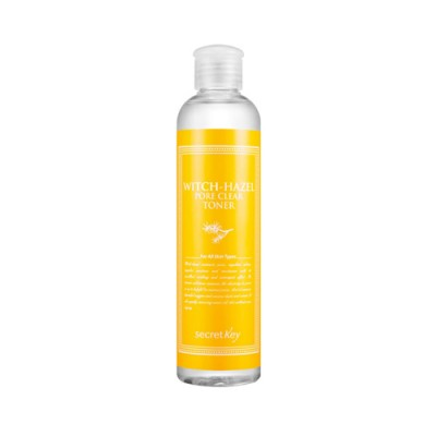 Secret Key Witchhazel Pore Clear Toner - 248ml, Toner, SecretKey, Korean Beauty South Africa - Korean Beauty South Africa Kbeauty Korean Skincare k beauty