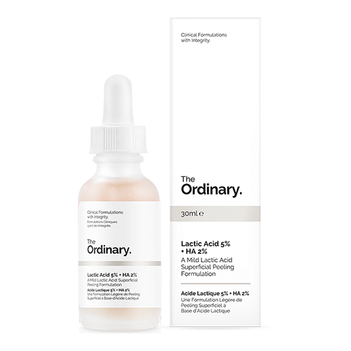 The Ordinary Lactic Acid 5% + HA 2% 30ml, Exfoliator, The Ordinary, Korean Skincare & Beauty South Africa - Korean Beauty South Africa Kbeauty Korean Skincare k beauty