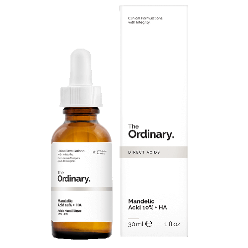 The Ordinary Mandelic Acid 10% + HA 30ml, Exfoliator, The Ordinary, Korean Skincare & Beauty South Africa - Korean Beauty South Africa Kbeauty Korean Skincare k beauty