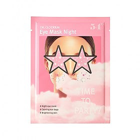 DR.GLODERM Eye Mask Night, Sheetmask, Dr. Gloderm, Korean Skincare & Beauty South Africa - Korean Beauty South Africa Kbeauty Korean Skincare k beauty